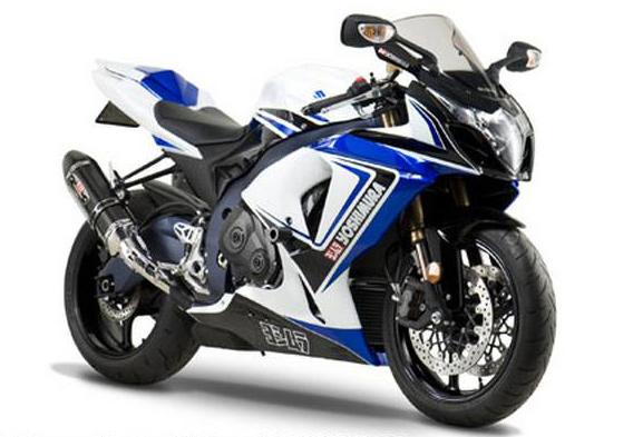 Suzuki GSX-R Yoshimura Limited Ed.: para fanáticos (image)
