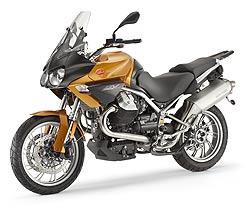 Moto Guzzi Stelvio 1200/NTX 2011: de vocación viajera (image)