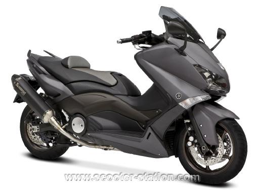Yamaha T-Max 530 Sport (image)