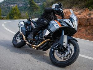 Probamos la nueva KTM 1190 Adventure (image)