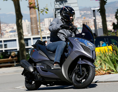 Kymco Yager GT 2014