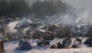 Elefantentreffen 2013: Una concentración invernal ¨sólo para valientes¨ (image)