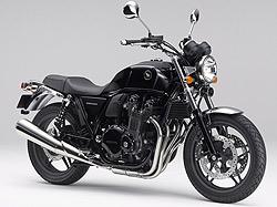 "Honda CB1100F ""Black Style"" 2012: belleza natural (image)"