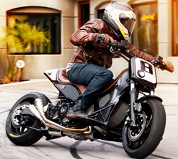 Yamaha T-Max 530 Hyper Modified by Roland Sands (image)