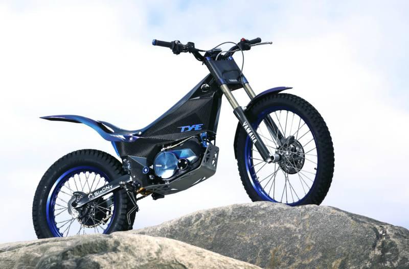 Yamaha TY-E: trial eléctrica de competición (image)